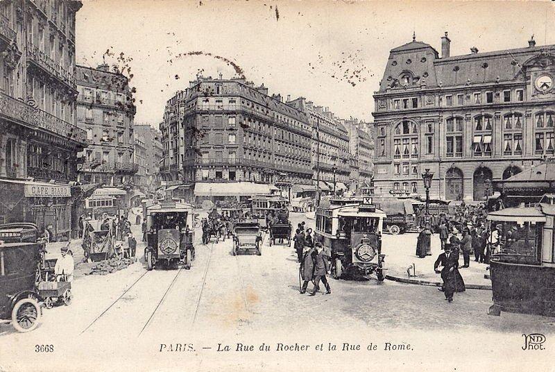 800px-ND_3668_-_PARIS_-_La_Rue_du_Rocher_et_la_Rue_de_Rome